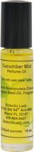 Cucumber Mint Perfume Oil, Roll On Perfume Oil - $12.60+