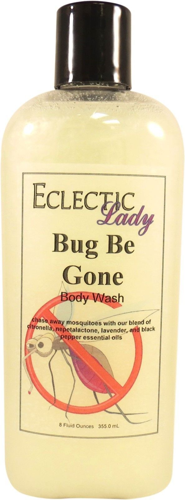 Bug Be Gone Essential Oil Blend Body Wash