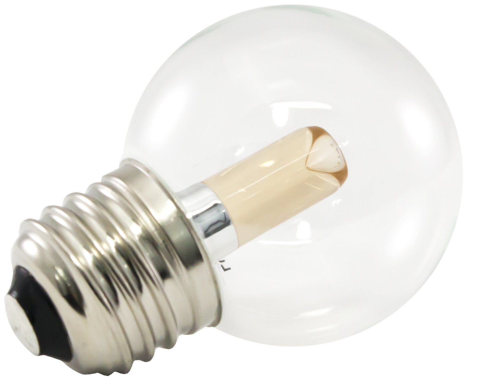 American Lighting PG50-E26-XWW Dimmable LED G50 Globe Light Bulbs, Ideal for ... for sale  USA