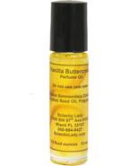 Vanilla Buttercream Perfume Oil, Roll On Perfume Oil - $11.63+