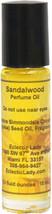 Sandalwood Perfume Oil, Roll On Perfume Oil - $12.60+