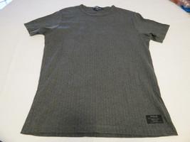 Polo By Ralph Lauren Men's short sleeve cotton t shirt charcoal L EUC@ - $44.54