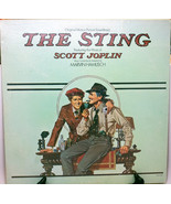 Vintage Vinyl LP - Motion Picture Soundtrack, The Sting - Play-Rated Ver... - $2.95