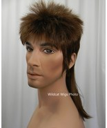Way Cool MULLET Wig .. Nice Quality!  Halloween .. Theatre .. Or just fo... - $26.99