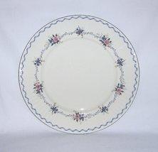 Mikasa Stratford Blue FL007 Round Chop Plate Platter Classic Elegance - $19.99