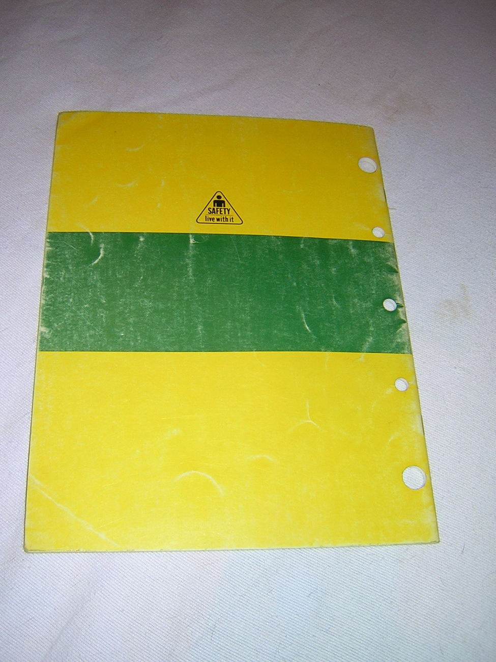 JD TY24375/TY24376 Pushed and TY24377/TY24378 Towed Spreader Operator's Manual