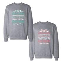 God Made Us BFF SweatshirtsCute Friendship Matching Sweat Shirts - $40.99+