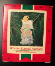 Hallmark Keepsake Christmas Ornament 1986 Wynken Blynken and Nod Handcra... - $9.99