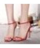 LTARTA 2020 New WOMEN Cover Heel Summer Super High Heel Sandals Rough Fi... - $49.96