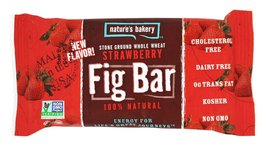 Nature's Bakery - 100% Natural Stone Ground Whole Wheat Fig Bar Strawber... - $360,48 MXN
