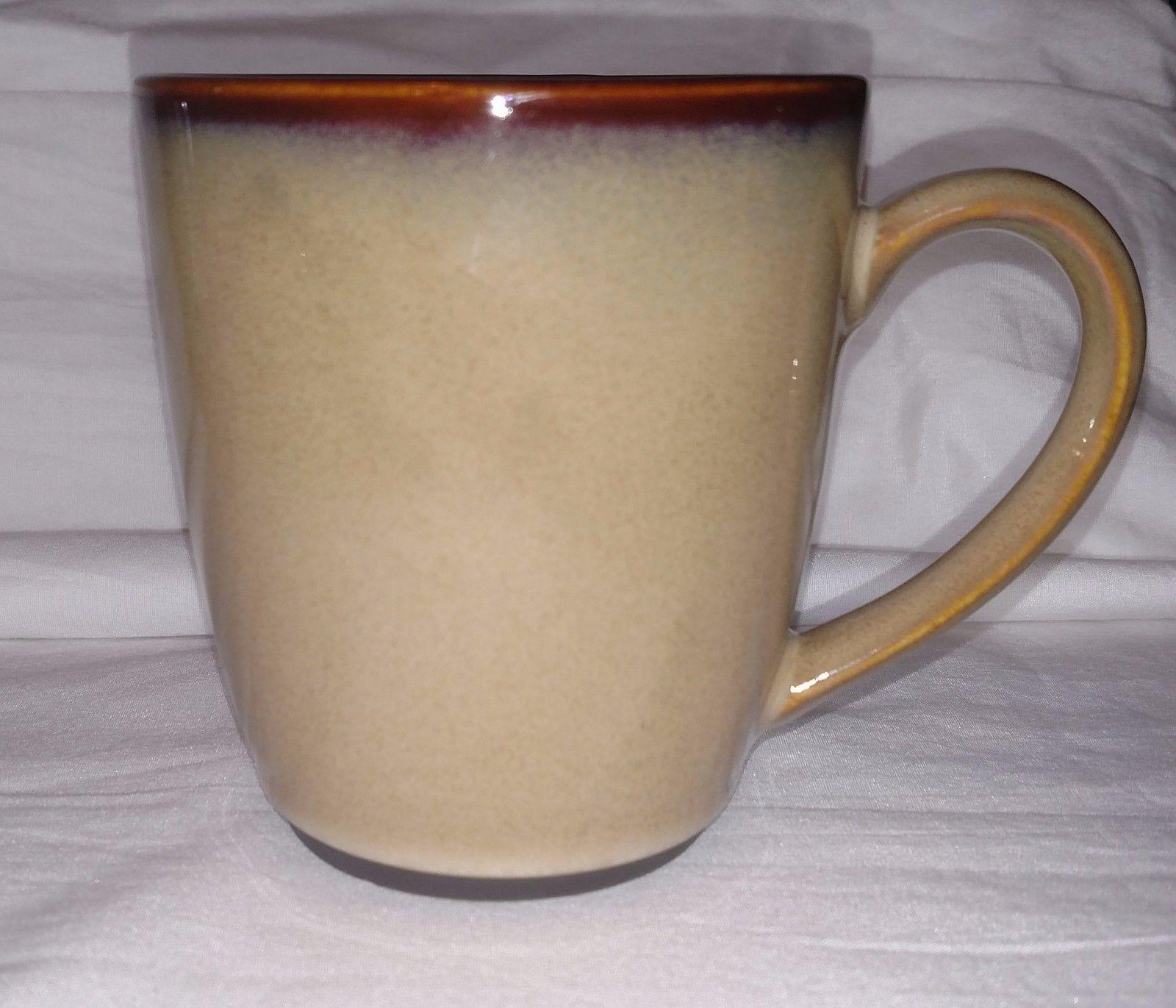 SANGO Nova Brown #4933 China Mug Browns Cup and 34 similar items
