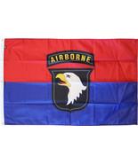 101st Airborne Division - 3'X5' Nylon Flag - $58.80