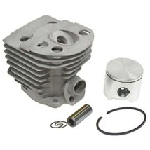 Lumix Gc 46mm Clips Rings Cylinder Piston Kit For Husqvarna 55 Chainsaws 503 ... - $29.95
