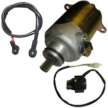 Lumix GC Electric Starter Motor Relay Solenoid For 150cc Yerf Dogg Howhit 150... - $35.95