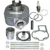 Lumix GC Gasket Clip Piston Kit Cylinder For 80cc SUZUKI LT80 Atv Quad ( 1987... - $72.95