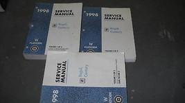 1998 BUICK REGAL CENTURY Service Repair Manual Set 1ST EDI W UNIT REPAIR... - $79.18