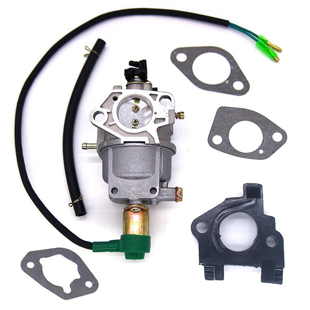 Lumix GC Insulator Air Intake Gaskets Carburetor For Harbor Freight Predator ...