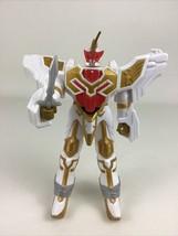 "Power Rangers Mystic Force DX Saint Kaiser Unicorn Megazord 7"" Figure Bandai Toy - $27.57"