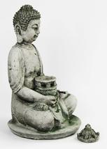 Buddha Lantern Concrete Statue  - $189.00