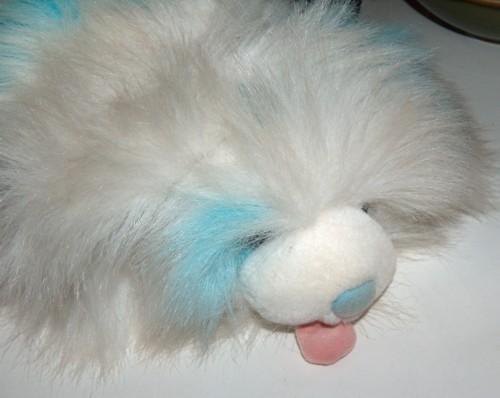 Vintage plush ganz googles googlette dog