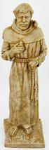 Saint Francis with Birds Concrete Statue  - $198.00