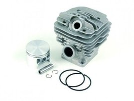 Lumix Gc 48mm Clips Rings Cylinder Piston Kit For Stihl 036 Ms360 Chainsaws 1... - $36.95