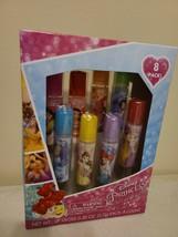 New Disney Princess - Roll-On Lip Gloss Set  - FLAVORED - $4.95