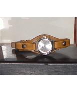 Pre-Owned Women's Mudd Brown Rivet Watch - $6.44