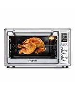 COSORI CO130-AO 12-in-1 Air Fryer Toaster Oven Combo Convection Roaster ... - $193.99