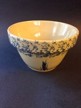Roseville Pottery R.R P. Robinson Ransbottom 7 Inch Bowl Vintage - $20.10