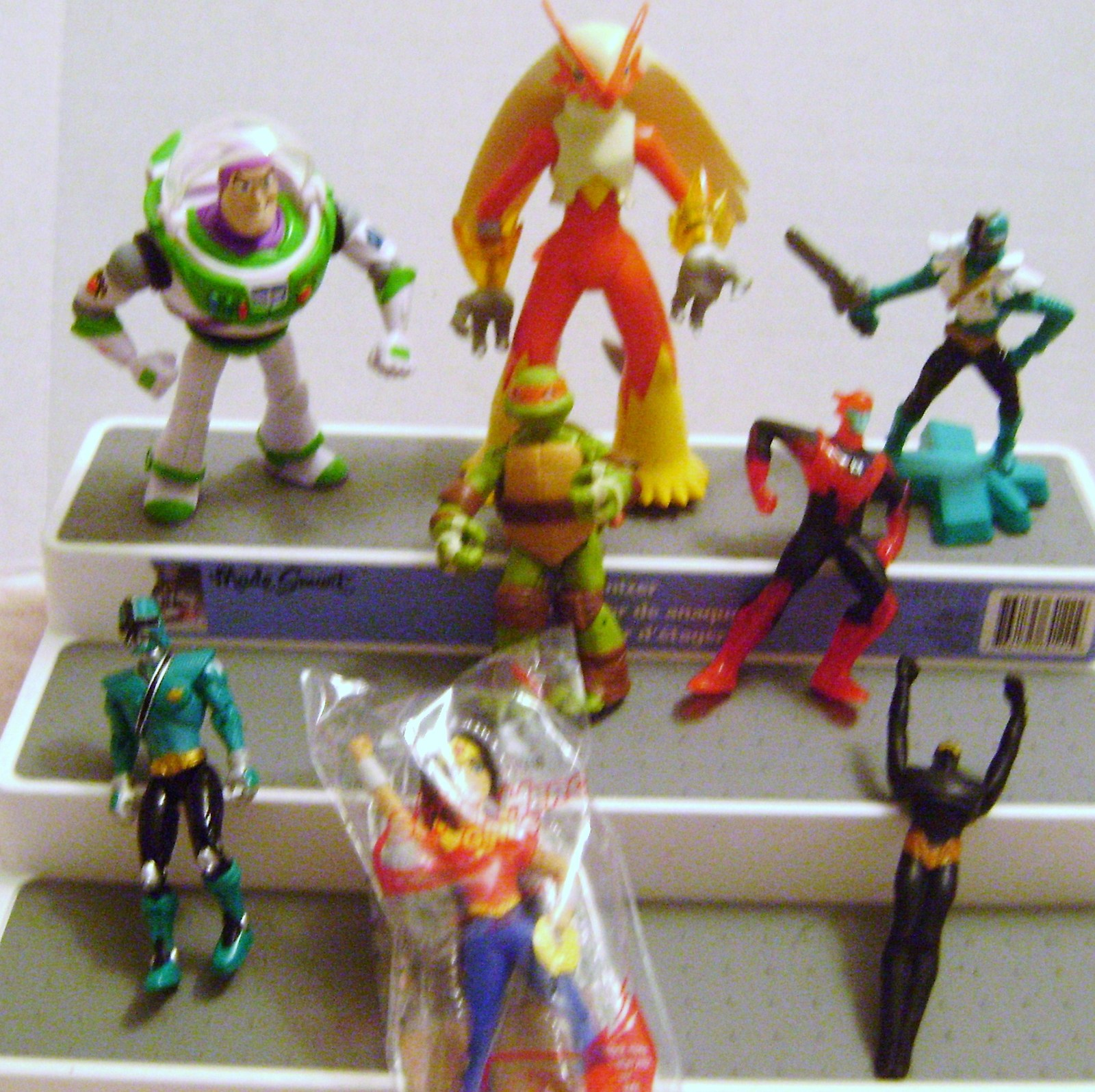 Primary image for Comic Book Heroes Action Figures