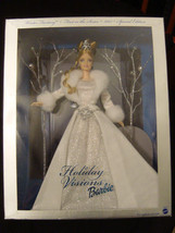 2003 HOLIDAY BARBIE DOLL dressed in Shimmering White Gown NRFB - $74.25