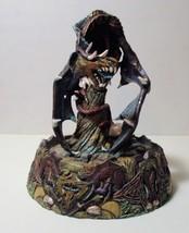 Dragon Pearl Treasure Lair Sculpture KN100 - $15.00