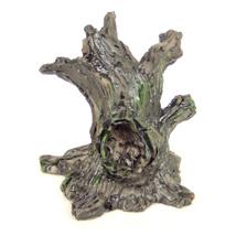 Tree Stump Cavity Deadwood Sprite Fairy Garden Terrarium Dollhouse Decor... - $9.99