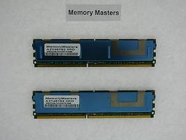 A2146192 8GB 2x4GB PC2-5300 Memory Dell PowerEdge 1900 FB 2 Rank X 4