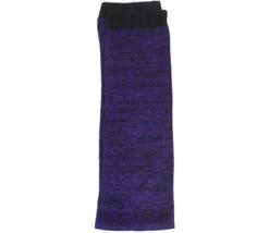 Alfani Scarves Black One Knit Space Dye Mens Accessory Scarf, Purple - $19.79
