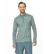 Nike Mens Element 1/2 zip Running Top 683485 392 Extra Large - $39.96
