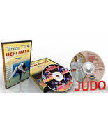 Judo. uchi mata. technics. methodology. practical. movie 1 + 2 + H. kata... - $15.45