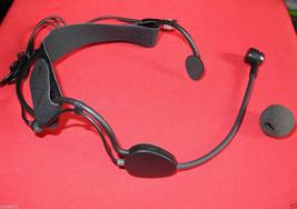 Head Headset headworn Microphone For Shure Wireless body-pack (TA4F mini... - $27.74