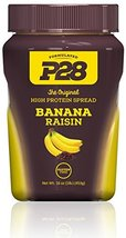 P28 Foods Formulated High Protein Spread, Banan... - $20.96