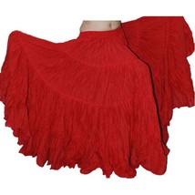 Orientale Style Dance 25 Yard Skirts Flamenco i... - $34.39