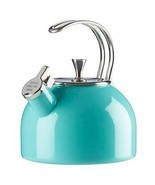 New Kate Spade New York 2.5-Qt. Tea Kettle – Turquoise - £78.62 GBP