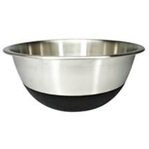Stainless Steel Mixing Bowl Silicone Bottom 2 Quart Amco Homeworks Non Skid - $189,12 MXN