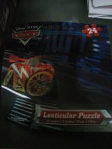 Disney Cars Lenticular 24 Piece Puzzle - $4.94