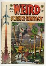 EC Golden Age Weird Science-Fantasy #25 Al Williamson cover Wally Wood a... - $65.00