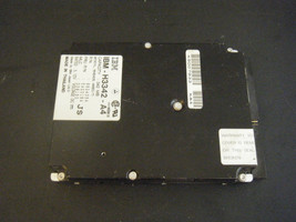 IBM H3342-A4 342MB 3.5in IDE Drive - AS IS - $19.79