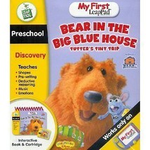 My First LeapPad Bear in the Big Blue House - $5.93