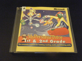 Microsoft My Personal Tutor - 1st & 2nd Grade (PC, 1998) - $10.88