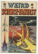 "EC Golden Age Weird Science-Fantasy #28 Al Williamson Wally Wood art ""I,... - $90.00"