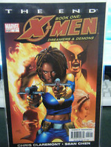 X-Men: The End Book 1 No. 2 Dreamers & Demons Direct Edition - £3.05 GBP